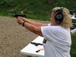 Ladies, Ladies, Ladies shooting group