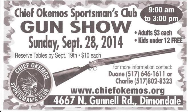 2014 Gun Show